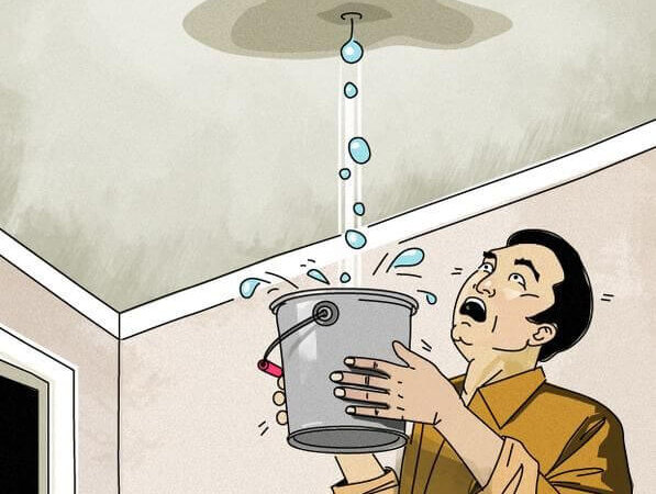 Prevent Roof Leakages