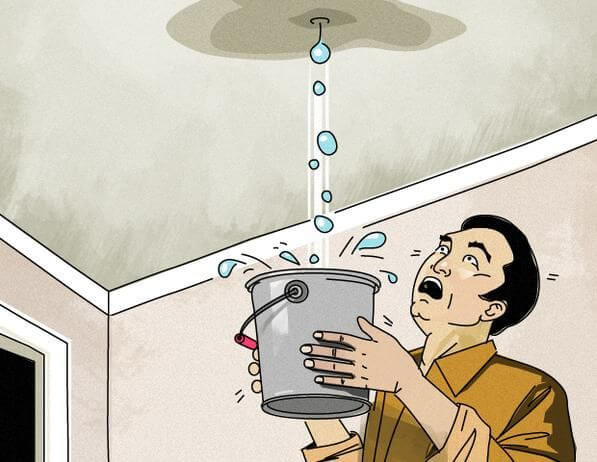 Ways to Prevent Roof Leakages During Rains