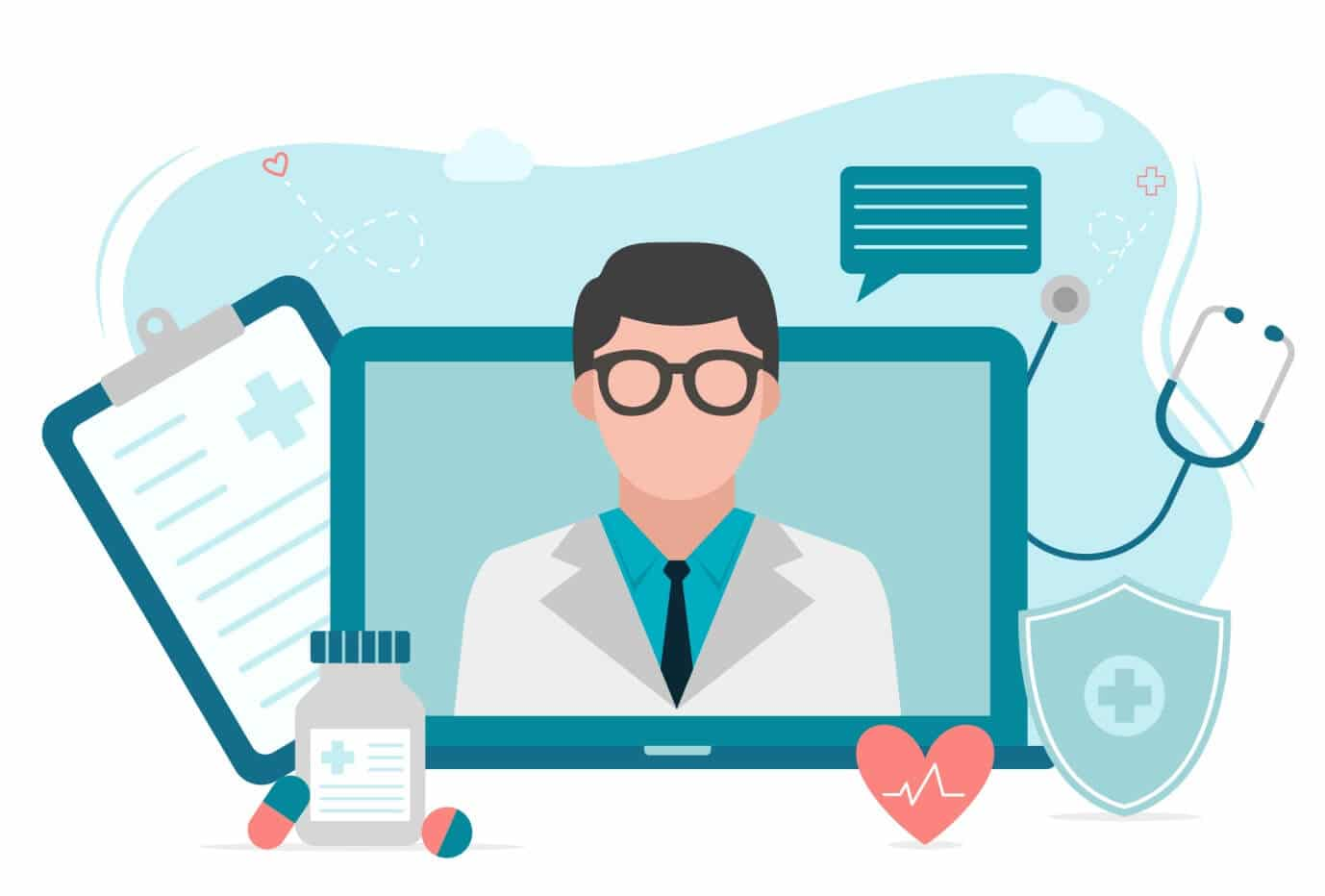 How to take care of your health with telemedicine?