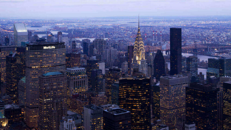 One City, Three Different Ways: New York On Any Financial Plan