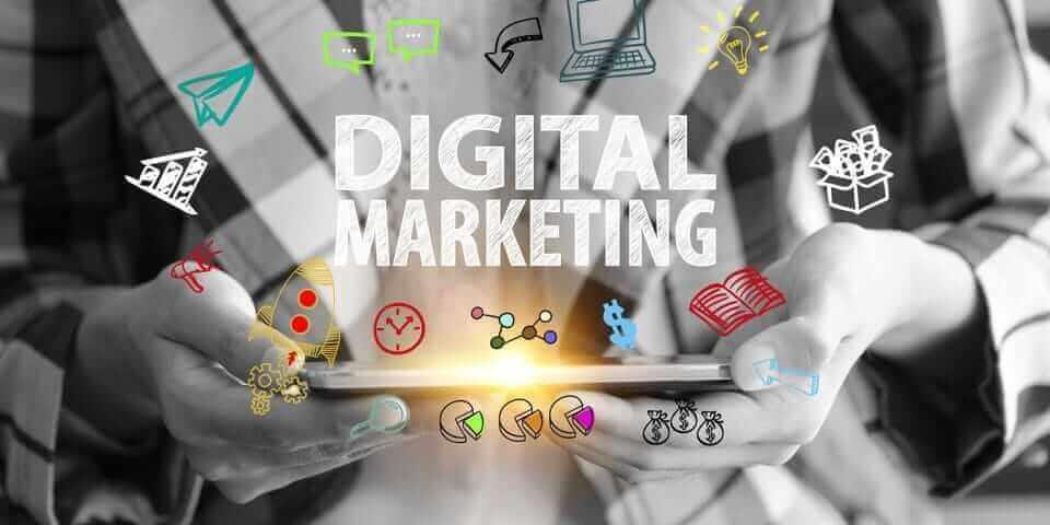 Major digital marketing strategies in your industry