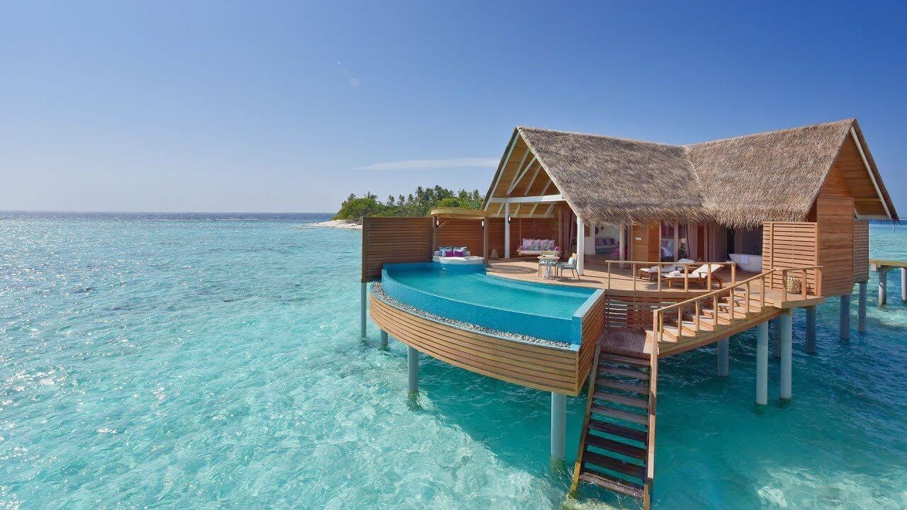 Maldives a Perfect Honeymoon Destination